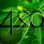 420 smoking association