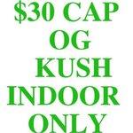 $30 Cap OG Kush PRE-ICO