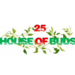 25 House of Buds