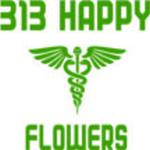 313 Happy Flower